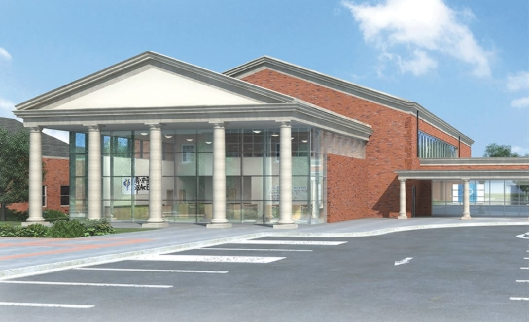 New Center for Math and Science at Cary Academy
