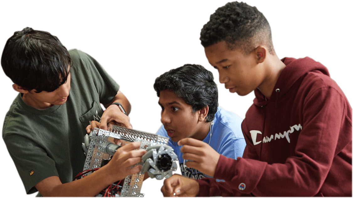 US Robotics Students