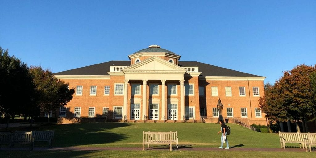Phot of Cary Academy quad