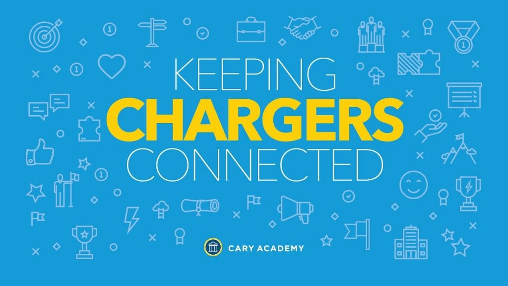 Keeping Chargers Connected