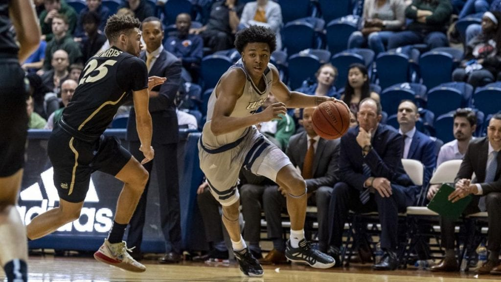 Trey Murphy '18 playing at Rice