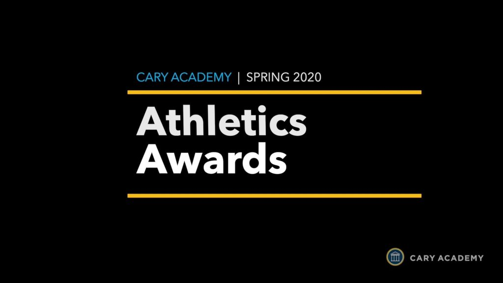 2020 Spring Athletics Awards